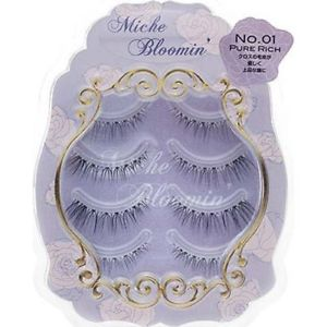 Miche Bloomin Eyelashes 日本Miche Bloomin系列假睫毛 [ 12 types ]