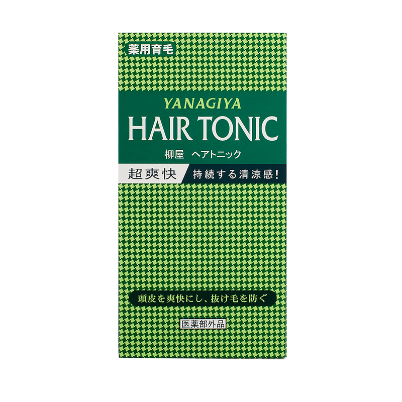 YANAGIYA Hair Tonic 360/240ML 柳屋 发根营养液