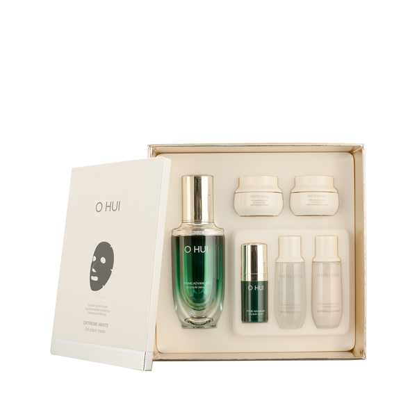 O HUI prime advancer ampoule serum special set