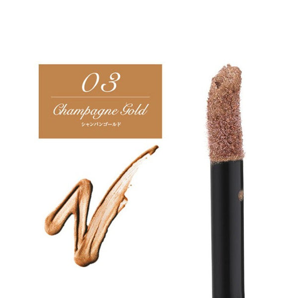 K-Palette 1DAY TATTOO Real Lasting Cream Shadow #03Champagne Gold 24小时持久珠光眼影膏 #03香槟金