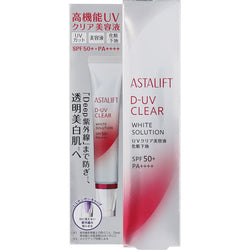 ASTALIFT D-UV Clear White Solution SPF 50+ PA++++ 30g