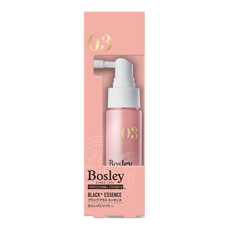 Bosley 03 Black+ Essence 50mL