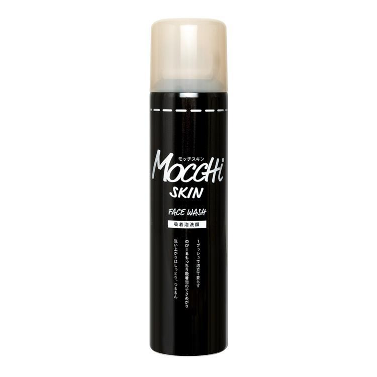 mocchi Skin Face Wash [ Charcoal Black ] 150g