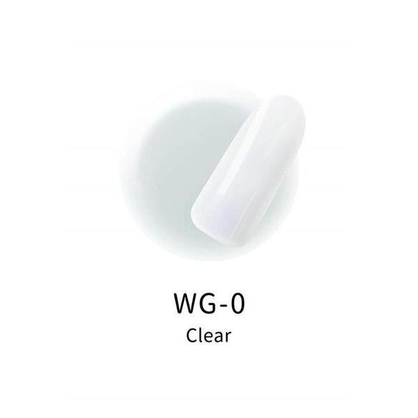Homei Weekly Gel Nail Polish WG 9ml [16 Types] 可剥式凝胶指甲油