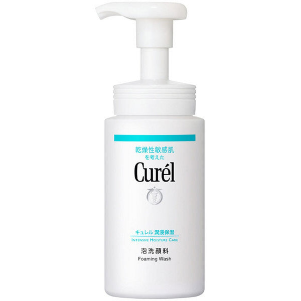 KAO Curel Foaming Wash 150ml