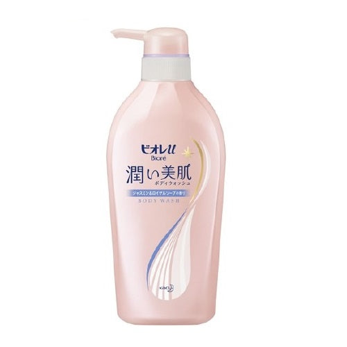 KAO BIORE U Moist Body Wash [3 TYPES] 480ML 润泽护肤沐浴乳