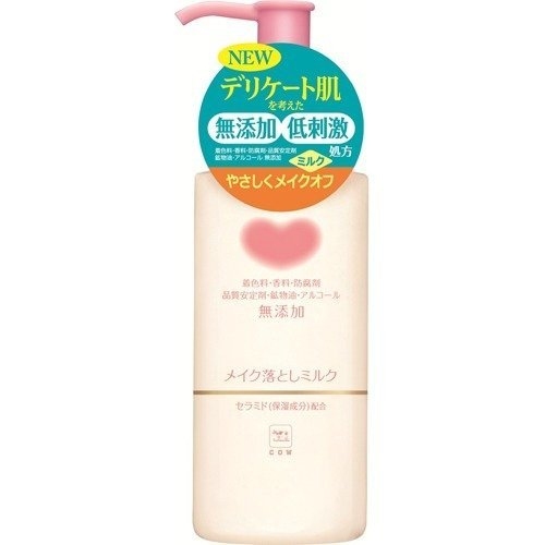 COW Makeup Removing Lotion Additive-Free 150ml 牛乳石鹼共进社 无添加卸妝乳