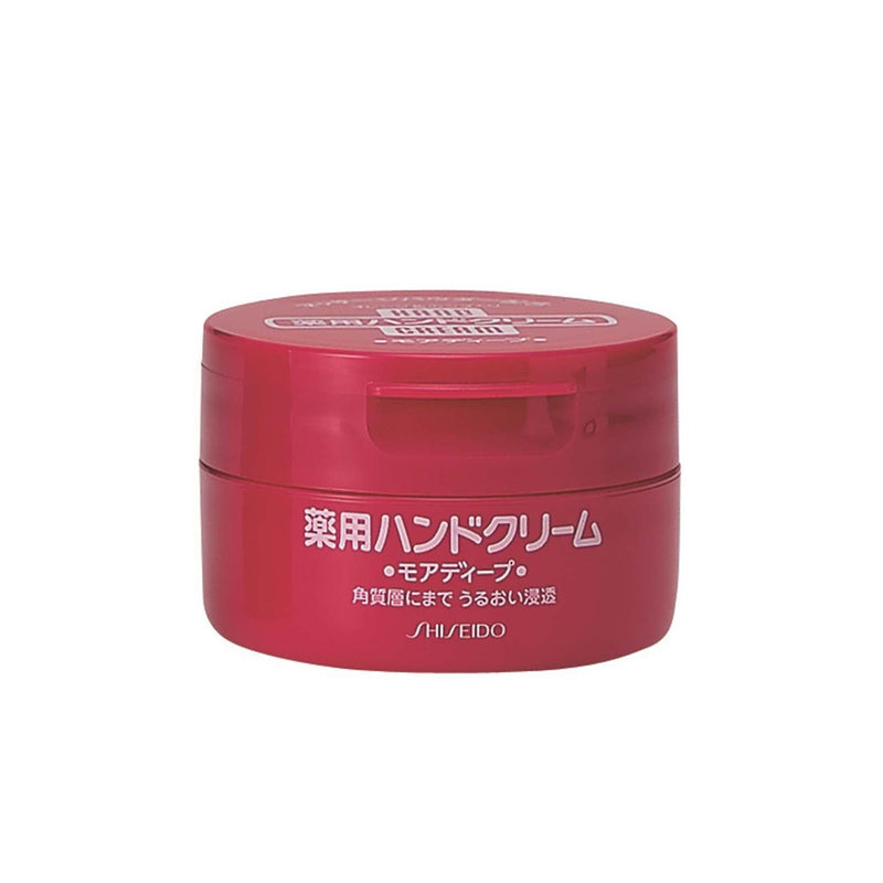 SHISEIDO Medicated Hand Cream More Deep 100G