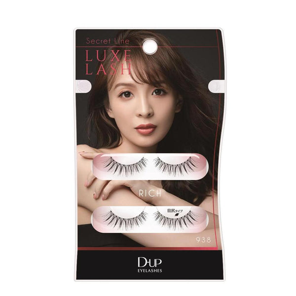 D.UP Secret Line Luxe Lash 938 Rich