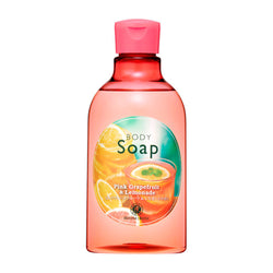 HOUSE OF ROSE Body Soap [Pink Grapefruit & Lemonade] 300ML 沐浴露 (红葡萄柚&柠檬)