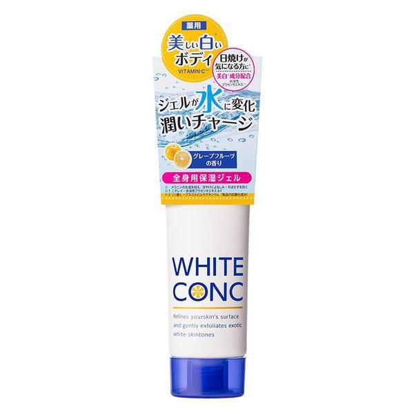 WHITE CONC Water Cream II 90g 美白保濕身體水凝乳