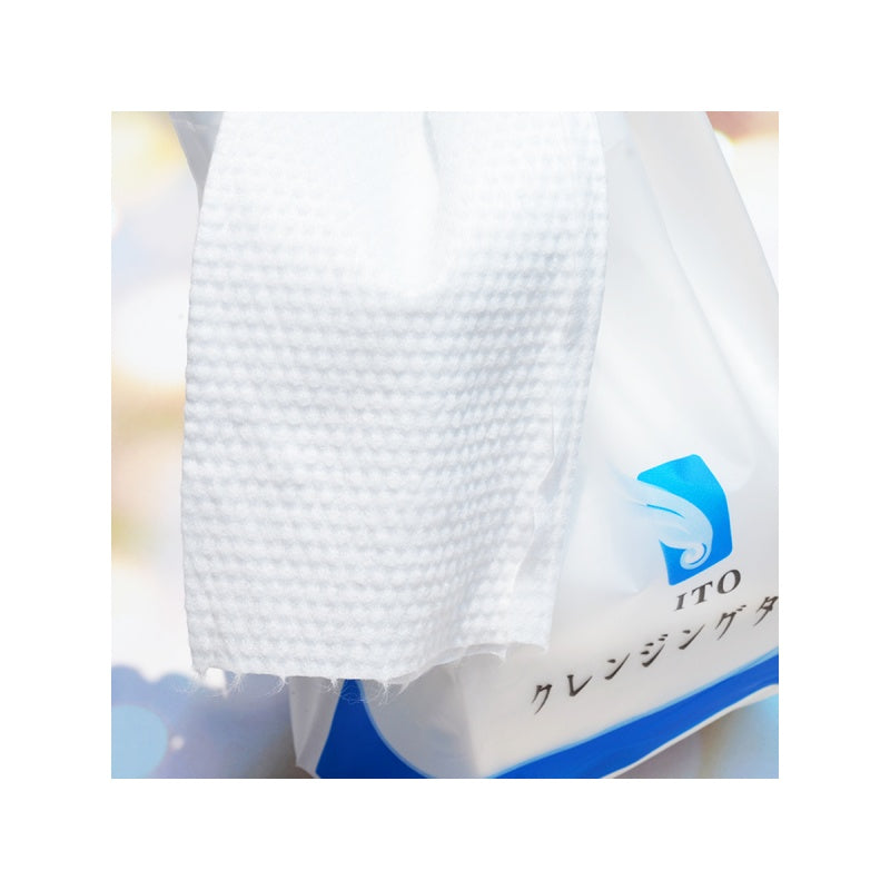 U.S SELLER ITO Cleansing Face Cotton Towel 日本美容院专用柔肤洁面巾