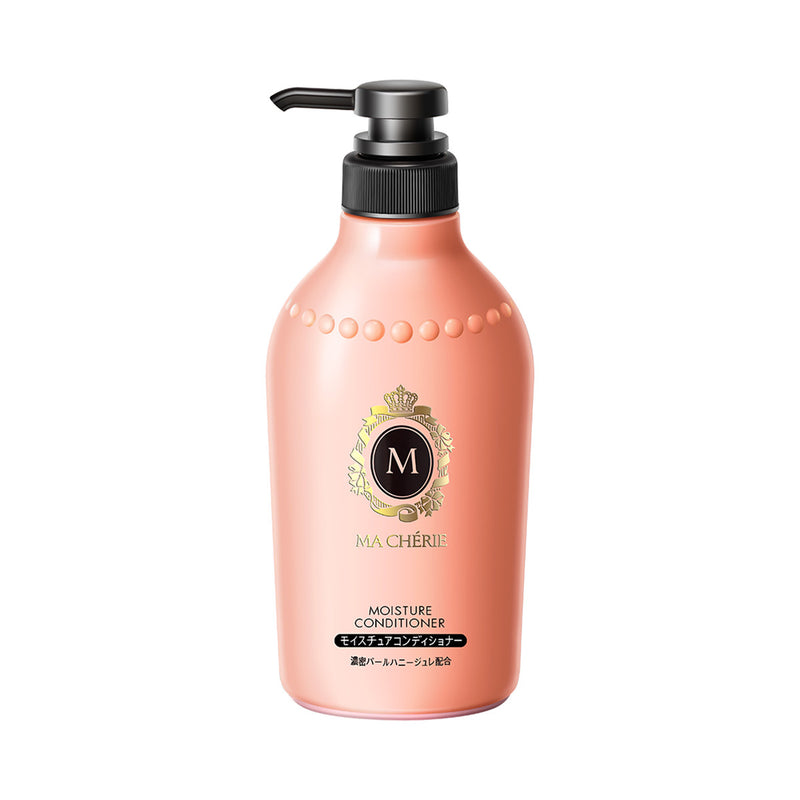 SHISEIDO Ma Cherie Moisture Conditioner 450ml 蜜橙香槟轻盈保湿护发素