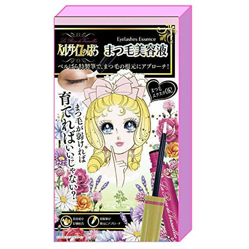 CREER BEAUTE The Rose of Versailles Eyelash Serum 6ml 凡尔赛公主姬睫毛美容液增长液
