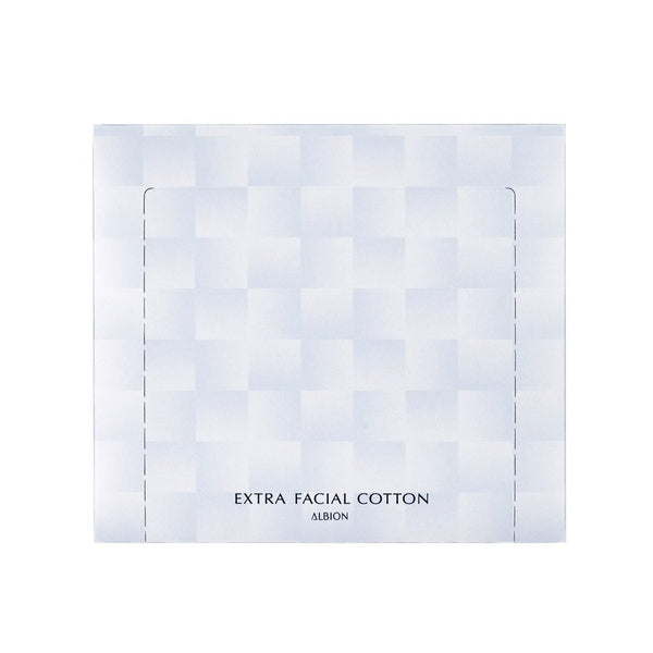 ALBION EXTRA FACIAL COTTON 高级超柔棉片