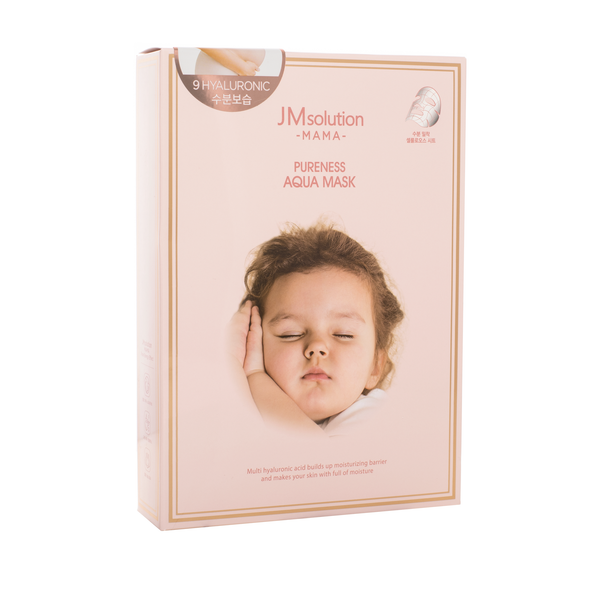 JM Solution Mama Pureness Mask (Sheet/Box) 妈妈婴儿面膜