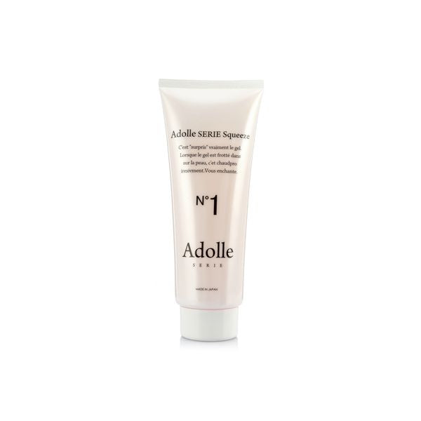 ADOLLE Serie Squeeze Slimming & Tightening Gel 150g 温感瘦身凝胶