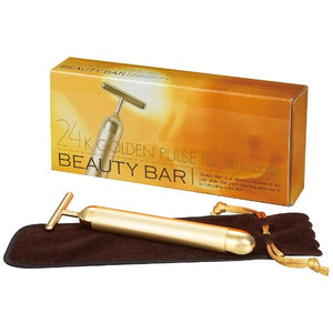 BEAUTY BAR 24K Golden Pulse 24K提拉紧致按摩黄金棒