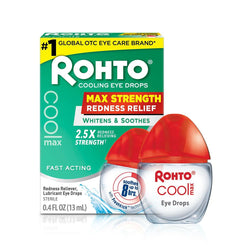 ROHTO Maximum Redness Relief Cooling Eye Drops 13ML