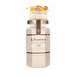 &honey Deep Moist Treatment 2.0 430ml