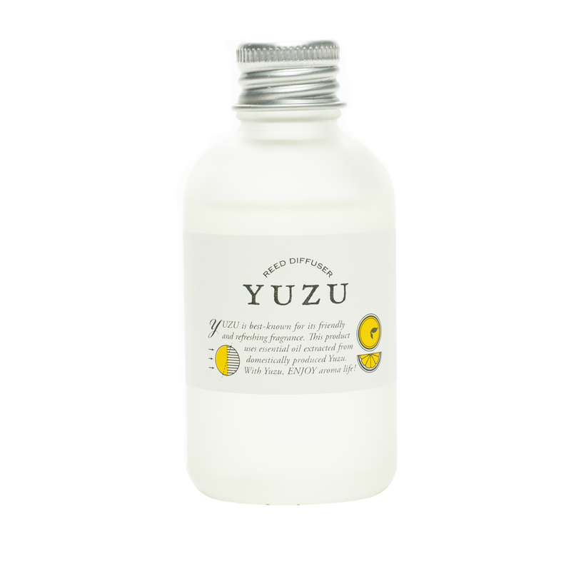 DAILY AROMA JAPAN Yuzu Reed Diffuser 50ml