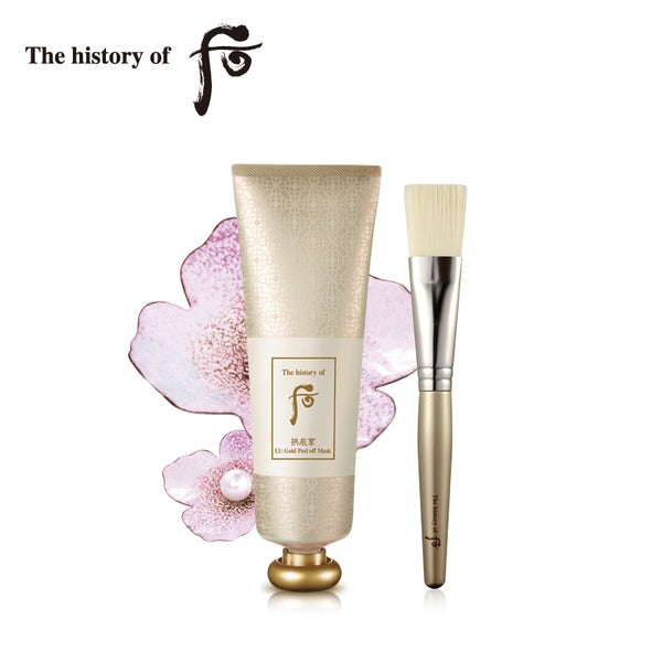 The History of Whoo Gold Peel-off Sleeping Mask 后 拱辰享淤抚肌角质撕拉面膜