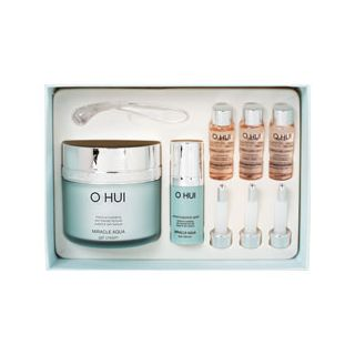 O HUI Intensive Hydrating Gel Cream Special Set 欧蕙蓝色奇迹水库面霜100ml