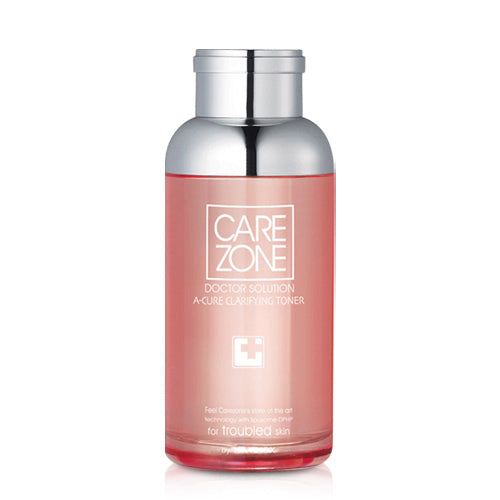 CAREZONE Doctor Solution A-Cure Clarifying Toner 170 ML 韩国CAREZONE 医学配方净肌祛痘爽肤水