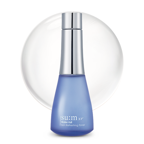 SU:M 37 Water-Full Refreshing Toner 170ml 苏秘37 水漾沁润保湿水 170ml [EXP. 10/25/2021]