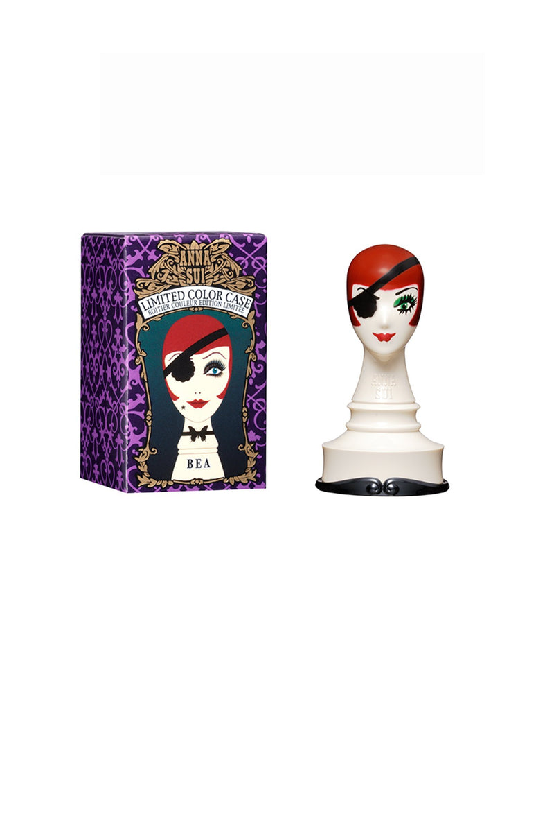 ANNA SUI Limited Edition Dolly Head Color Case (Case Only) 安娜苏 限量版娃娃彩妆盒
