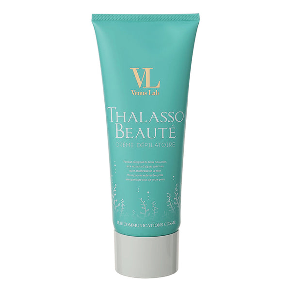 Venus Lab Thalasso Beaute Hair Removing Cream 海底泥美肌脱毛膏 200g 强力除毛呵护肌肤
