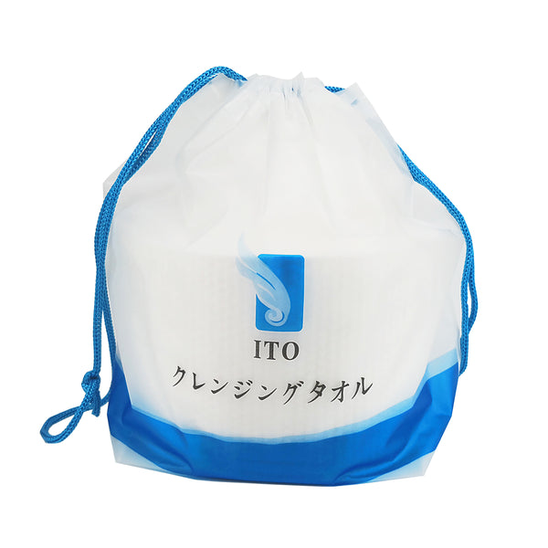 ITO Cleansing Face Cotton Towel 日本美容院专用柔肤洁面巾