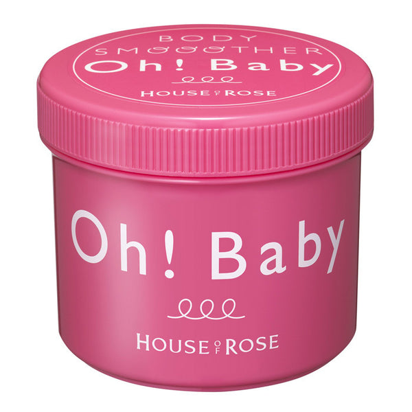 HOUSE OF ROSE Oh! Baby Body Smoother 身体去角质磨砂膏