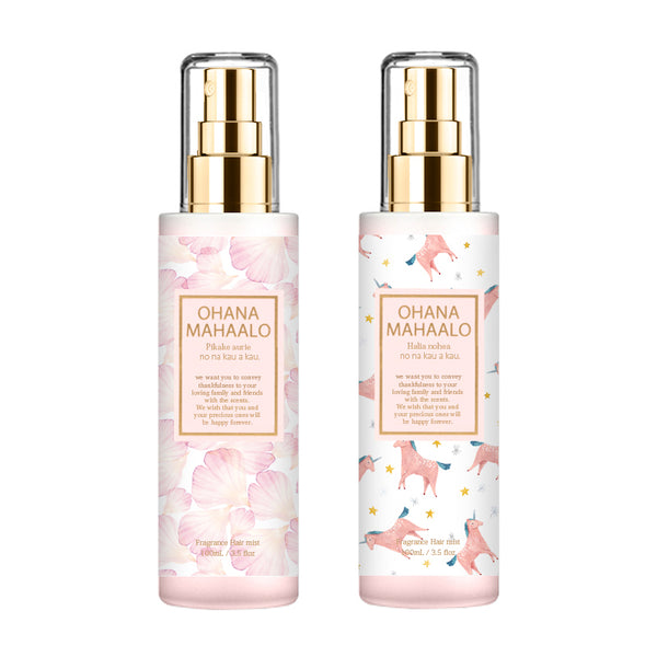 OHANA MAHAALO Hair Mist [2 Scents] 95ML