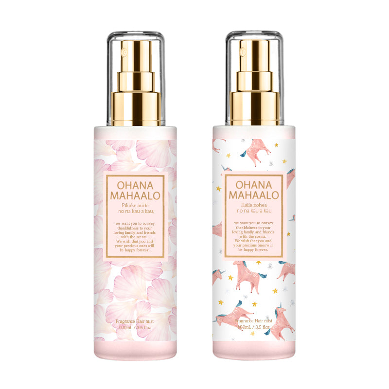 OHANA MAHAALO Hair Mist [2 Scents] 95ML 日本OHANA MAHAALO 香水头发喷雾