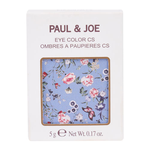 [2019 SPRING LIMITED EDITION] PAUL & JOE  Eye Color CS [2 Types] 5G