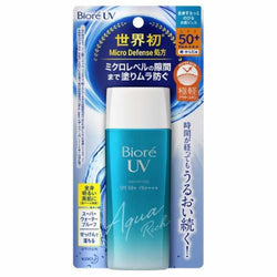 Biore UV Aqua Rich Watery Gel SPF 50+ PA++++ 90mL 花王碧柔保湿耐久型防晒啫喱防晒霜