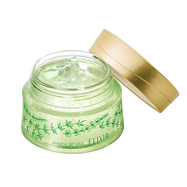 ELIXIR Sleeping Gel Pack Chamomile and Clary Sage 弹润睡眠面膜 限定版