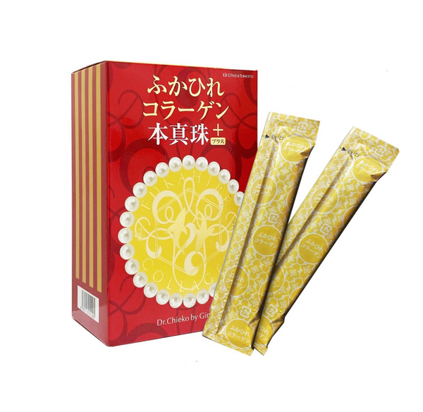 Ginza Tomato Shark Fin Collagen Pearl Plus Jelly 30pcs/box  银座番茄 鱼翅胶原蛋白珍珠果冻 30包/盒