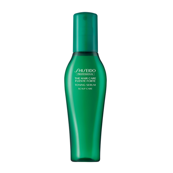 Shiseido Professional Hair Care Fuente Forte Toning Serum 125ml 资生堂 专业美发护理 芳氛头皮护理精华露