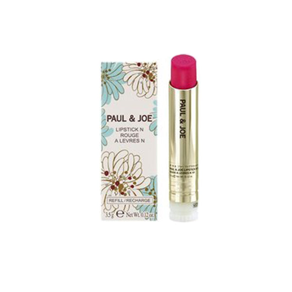 Paul & Joe Lipstick N Refill #217 Candy Bouquet  Paul & Joe 典雅瑰丽唇膏 (唇膏内芯) 自然系列 #217 糖果粉