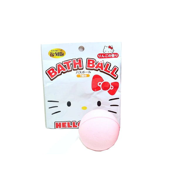 SANRIO Hello Kitty Bubble Bath 1pc 吉蒂猫泡泡浴球