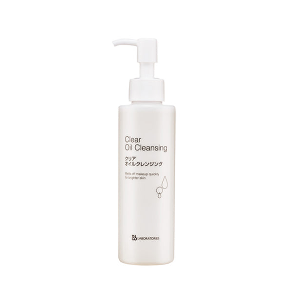 Bb Laboratories Clear Oil Cleansing 145ml 日本Bb LABORATORIES净化洁肤油