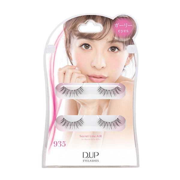 D.UP Eyelash Secret Line Air Series 935 Girly 日本DUP 假睫毛