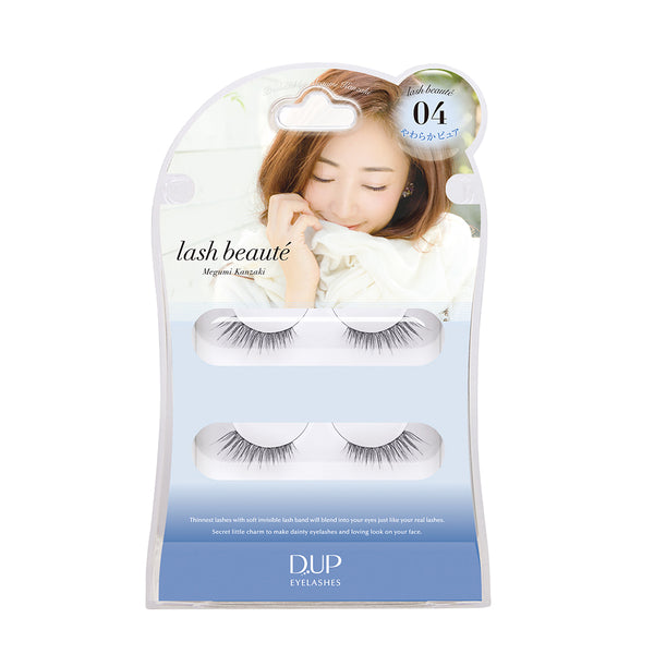 D.UP EYELASHES lash beauté series #4 Soft 日本 系列假睫毛