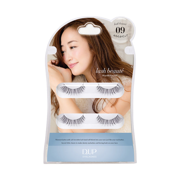 D.UP EYELASHES lash beauté series #9 Pure 日本 系列假睫毛