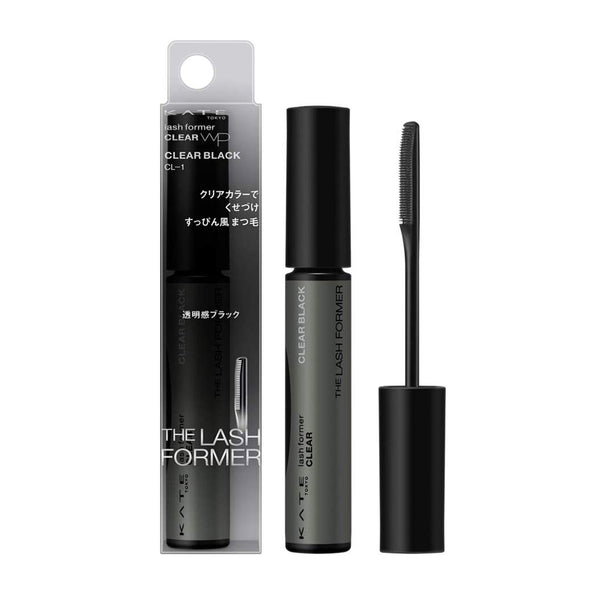 Kanebo Kate Rush Former Clear Mascara 5g (Clear  Black) #CL-1  雙重記憶美睫捲翹膏 透明黑