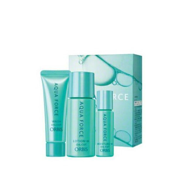 Orbis Aqua Force Trial Set 40ml [2 Types]