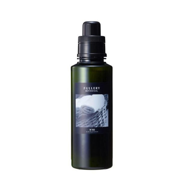 Fullery Botanical Laundry Softener 02 Herb & Geranium 600ml 日本FULLERY BOTANICAL衣物柔軟精 (02:草本植物+天竺葵)