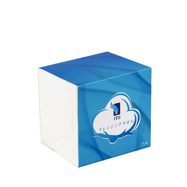 ITO Cleansing Face Towel Box 25Sheets